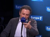Michel Drucker croque Nicolas Canteloup