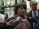 Projet PS 2012 : réunion des ténors socialistes