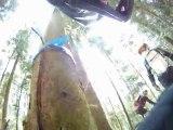 Elsass Enduro 2011-SP5 Arbre contre VTT