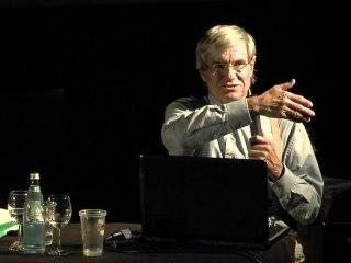 Conférence de Jean-Pierre PETIT à Strasbourg - Partie 1/3 - Congrès Astronomie-Espace-ovni 2010