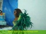 Schöne Brasilien Karneval & Samba Kostüm zu verkaufen ...