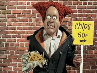 Angry Kid Season 1 Episode 15 - Chips