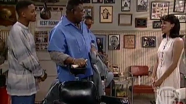 Fresh Prince of Bel-Air: Season 6- Hair