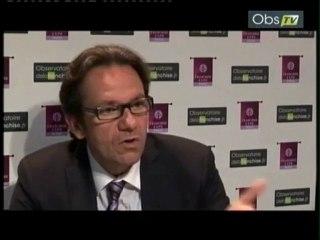 Interview de Frédéric Lefebvre, Secrétaire d'Etat chargé du Commerce