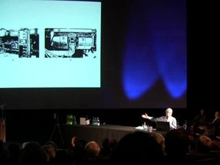 Conférence de Jean-Pierre PETIT à Strasbourg - Partie 2/3 - Congrès Astronomie-Espace-ovni 2010