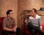 Alexandre Lecroc Interviewé au Théâtre National de Nice par Nicolas Fabiani pour WebTv Nice