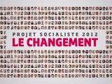 Le changement: projet socialiste 2012