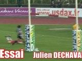 Résumé vidéo U.S. Dax Rugby Landes / Tarbes Pyrénées Rugby