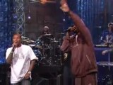 """Snoop Dogg & Pharrell Williams """"Let's Get Blown"""" Live @ """"The Tonight Show With Jay Leno"""", NBC, 01-20-2005"""