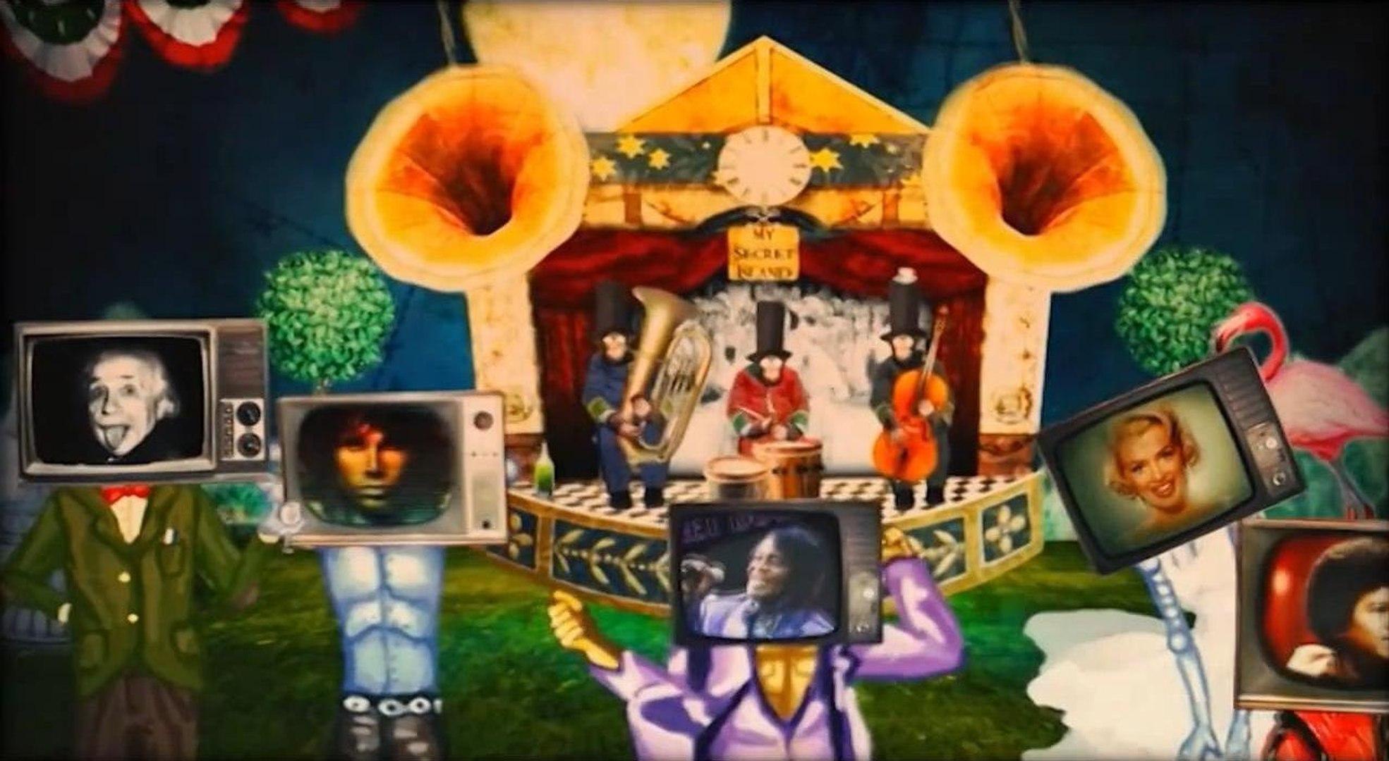 A SECRET PARTY with Jim Morrison, Elvis Presley, Michael Jackson and other dead celebrities / news
