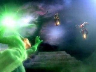 Trailer 1 de Green Lantern : La Révolte des Manhunters