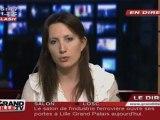 GrandLilleTV - classe de 4ème maintenue au collège Jean Jaurès de Lomme - manifestations et actions d'établissements du primaire dans le Nord
