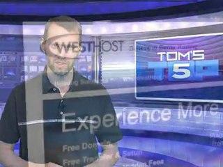 Top 5 Future Tech - Tom's Top 5