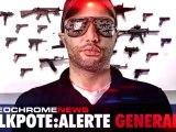 ALKPOTE ALERTE GENERALE VIDEO CLIP RAP L_EMPEREUR 91