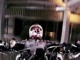 Chris Pfeiffer explains motorbike stunt tricks. Stoppie.