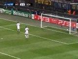 Inter 2-5 Schalke/ 1/4 de finale LDC 2011 . Match Historique !
