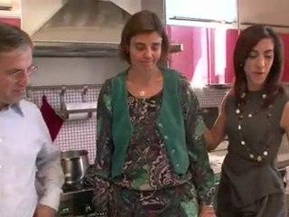Rivincita ai fornelli: Mamma in cucina? Siam fritti! - Atto 1