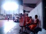 Basquete sub 13 AMAB - Liga Paulista Basketball 2011