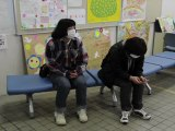 Greenpeace étend ses relevés radioactifs autour de Fukushima