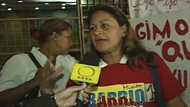 Enfermeras Barrio Adentro
