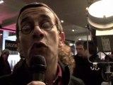 Interview de Paulo - Ça sème l'humour du 7 mars 2011 - Sacem