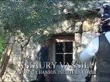 """Eurovision 2011 (France 3) - """"Sognu"""" Amaury Vassili"""