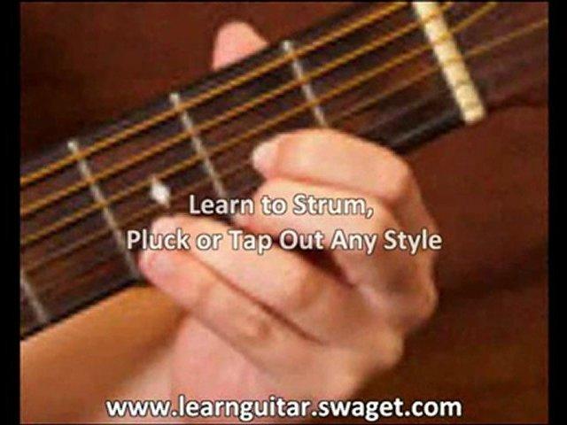 earn guitar songs