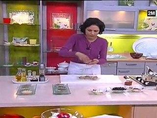 Recettes de Courgettes - Comment cuisiner les recettes à base de Courgettes Blanc de poulet aux herbes aromatiques choumicha 2011, yaourt meringue aux fraises et ananas.