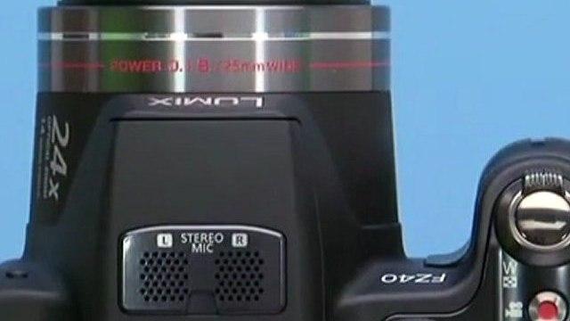 Review: Câmera digital Panasonic Lumix FZ40