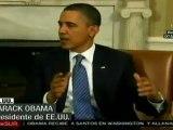Resalta Obama beneficios del acuerdo entre EE.UU. y Colombia