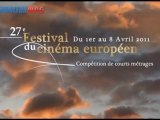 CDTB Show #28. Festival du Cinéma Européen: courts-métrages et ciné-concert par Zenzile
