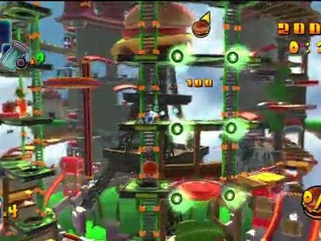BurgerTime HD – BurgerTime HD – Debut Trailer [720p HD] …