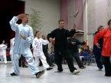 WUSHU FENG, GALA 2011, TAIJI, KUNG FU, QI GONG, club d'arts martiaux et énergetiques chinois.
