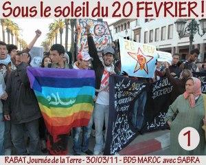 """BDS MAROC : SOUS LE SOLEIL DU """"20 FEVRIER"""" (1)"""
