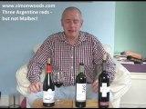 Wine Tasting with Simon Woods: Three Argentine reds - ...