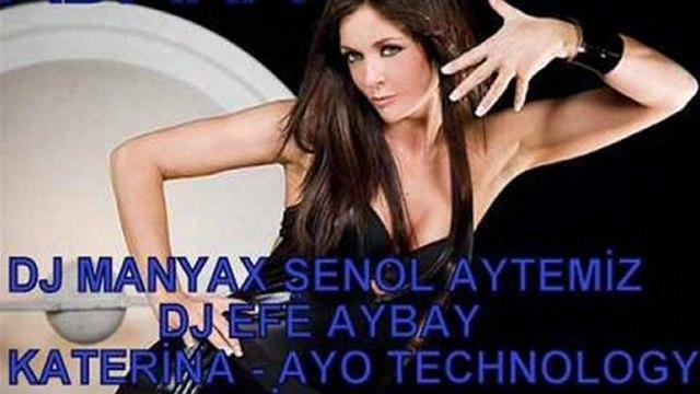 Katerina - Ayo Technology Remix 2010