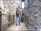 Randonnée au coeur du catharisme, le château de Montségur.