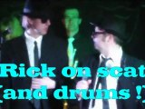 """Blues Brothers International Tribute Band at the Troubadour, London SW5 - """"Walkin' the Dog"""""""