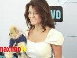 "LISA VANDERPUMP at ""BRAVO 2011 Upfront"" Real Housewives of Beverly Hills"