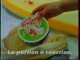 Publicité Fromage Vache Grosjean 1993