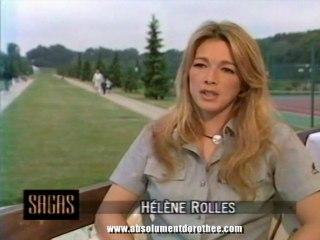 Hélène Rollès - Reportage SAGAS