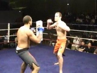 CONTENDERS 2 : Florian MARTIN vs Ahmed SULTAN