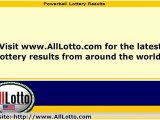 Powerball Lottery Drawing Results for April 9, 2011