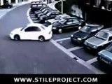 poursuite police contre fou du volant