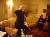 Horia Zilieru-Lansare volum Lumina din oglinda-DORINA NECULCE