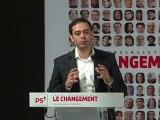 Discours de Razzy Hammadi au conseil national du projet