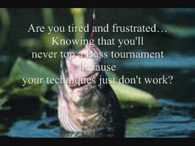 Pro-Bass Fishing Techniques Exposed
