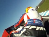 Circuit d'issoire en 675 Daytona
