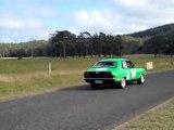 Holden Torana Burnout - Targa Tasmania 2011