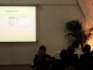 "Conférence ""Afiner l'analyse du trafic"" par David Cohen - SEO Campus 2011"